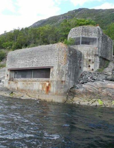 Torpedobatteriet på Klauset