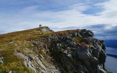 Opstadhornet fra Sør-Heggdal 737 moh.