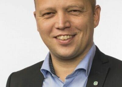 Politikk: Slagsvold Vedum til Molde